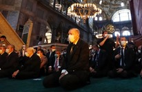 8 رسائل سياسية أرسلها الأتراك عبر آيا صوفيا (إنفوغراف)