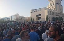 الأمن الأردني يداهم اعتصاما للمعلمين ويعتقل بعضهم (شاهد)