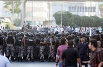 أحزاب وقوى أردنية تدين منع اعتصام المعلمين واعتقال بعضهم
