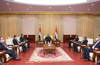 """عباس كامل يبحث """"سد النهضة"""" مع البرهان وحميدتي بالخرطوم"""