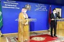 ابن فرحان يؤكد رفض الرياض للتدخلات الأجنبية في ليبيا