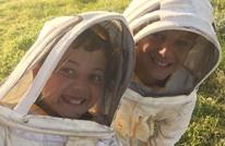 جميل ونزار.. طفلان احترفا تربية النحل جنوب الخليل (شاهد)