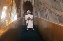 الآلاف يؤدون صلاة العيد بآيا صوفيا.. وظهور للسيف مجددا (شاهد)