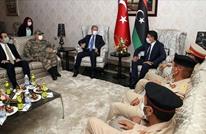 """تركيا تواصل دعم """"الوفاق"""" وتبحث مع روسيا حل أزمة ليبيا"""