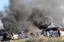 قتلى موالون لإيران بغارات جوية على شرق سوريا