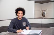 رسميا.. سانيه يغادر مانشستر سيتي إلى الدوري الألماني