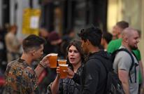 15 مليون كوب بيرة شربها البريطانيون ليلة فتح الحانات (شاهد)