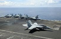 البنتاغون: حاملة الطائرات ستبقى بالخليج بسبب تهديدات إيران