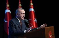 أردوغان: هناك من ينصحنا بالديمقراطية وتاريخه ملطخ بالعار
