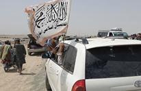 """""""طالبان"""" تسيطر على معبر رئيسي مع باكستان (شاهد)"""