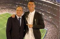 تسريب صوتي لرئيس ريال مدريد: كريستيانو مجنون وأحمق