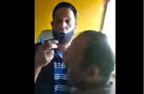 اعتداء داخل أحد القطارات يغضب المصريين (شاهد)