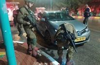 إصابة جندي إسرائيلي بإطلاق نار على حاجز قلنديا (شاهد)