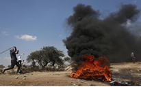 """إصابات في قمع الاحتلال فعاليات مناهضة للاستيطان بـ""""الضفة"""""""