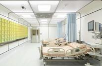 مهندس يصنع جناحا متكاملا لمستشفى من تدوير النفايات
