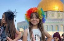 صلاة العيد بفلسطين.. تهانٍ متبادلة ونحر للأضاحي (صور)