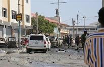 4 قتلى في تفجير انتحاري قرب مقر الاستخبارات الصومالية