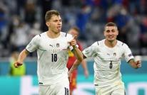 إيطاليا تهزم بلجيكا وتبلغ نصف نهائي يورو 2020