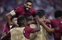 """إنجاز تاريخي.. قطر تبلغ نصف نهائي """"الكأس الذهبية"""" (شاهد)"""