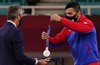 ما حقيقة إهداء لاعب إيراني ميداليته لإسرائيل بالأولمبياد؟