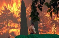 مصرع 3 وإصابة العشرات بحريق غابات كبير جنوب تركيا (شاهد)