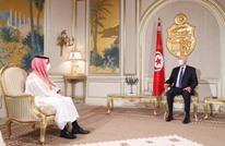 وزير خارجية السعودية في تونس.. التقى قيس سعيّد