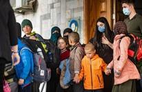 """""""قسد"""" تسلم روسيا 20 طفلا قُتل ذووهم بصفوف تنظيم الدولة"""