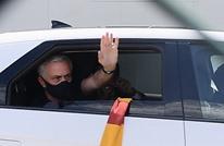 استقبال الأبطال لمورينيو لدى وصوله إلى روما (شاهد)