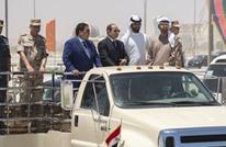 ابن زايد يشارك بافتتاح قاعدة بحرية بمصر بذكرى الانقلاب