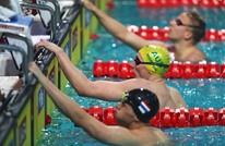 """الاتحاد الدولي للسباحة يمنع ارتداء """"قبعات السود"""" في الأولمبياد"""