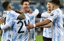 الأرجنتين تبلغ نصف نهائي كوبا أمريكا في ليلة تألق ميسي
