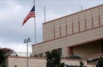دفاعات السفارة الأمريكية ببغداد تسقط مسيرة مفخخة
