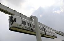 قطار معلق بأرضية زجاجية يوفر تجربة جديدة في الصين (شاهد)
