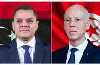 الدبيبة إلى تونس للقاء قيس سعيد.. ومباحثات بشأن الحدود