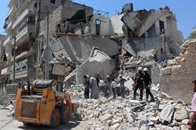 1500 غارة للنظام السوري خلال 12 يوما خلفت 184 قتيلا
