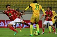 الأهلي المصري يخسر أمام نكانا الزامبي بالكونفدرالية