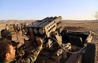 البيشمركة تسيطر على منطقتين في نينوى شمال العراق