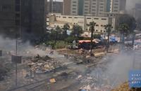 """محامون: سنحيل تقرير """"رايتس ووتش"""" عن رابعة للمحاكم"""