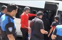 إجلاء مئات السوريين بغازي عنتاب بعد اضطرابات عنيفة