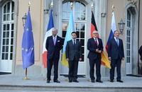 اجتماع دبلوماسي حول أوكرانيا في برلين (فيديو)