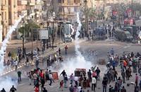 المظاهرات الفئوية تطرق أبواب السيسي والأزهر
