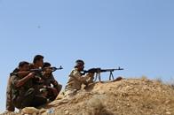 البيشمركة تتقدم شمال العراق وداعش يدعو للتبرع بالدم