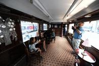 رحلات فاخرة بالقطار قريبا بين بودابست وطهران