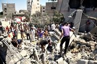 تأسيس لجنة شعبية لإعادة إعمار غزة