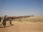 داعش يعدم المئات من جنود النظام السوري عراة