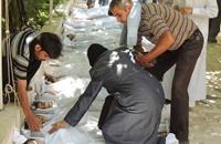 أطفال الغوطة الشرقية.. ضحايا الجوع وسوء التغذية