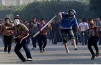 """اشتباكات بين الأمن ومحتجين من """"ألتراس"""" الزمالك"""