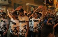 مسيرة لمؤيدي مرسي في القاهرة (فيديو)
