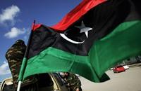 انهيار جزء من مقر الوالي العثماني ببنغازي الليبية