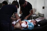 22 قتيلا في تفجير سيارة مفخخة في جنوب سوريا
